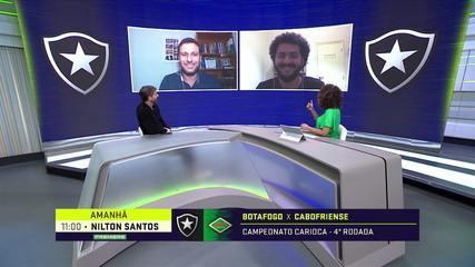 Apesar de liberação, Autuori não deve comandar o Botafogo contra a Cabofriense por protesto
