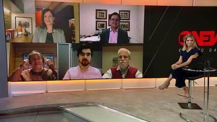 GloboNews Debate: a crise econômica no rastro da pandemia do coronavírus