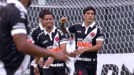 Melhores momentos: Vasco 3 x 1 Macaé pela 4ª rodada da Taça Rio