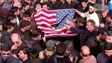 Irã emite mandado de prisão contra Trump por causa do assassinato de Soleimani