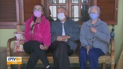 Quatro pessoas da mesma família contaminadas pelo coronavírus em Jacutinga, MG