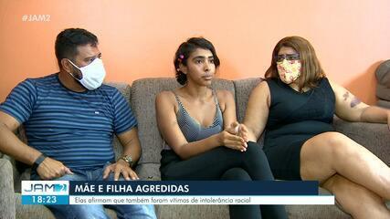 Universitária é agredida em Manaus após ouvir comentários racistas