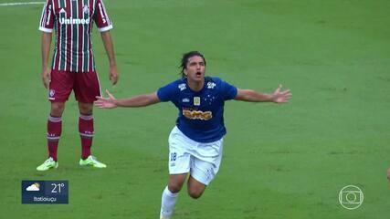 Marcelo Moreno traça metas para a temporada no Cruzeiro