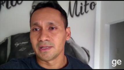 Ex-Tuna, Flamel recorda jogo contra o Vitória pela Série C do Brasileiro de 2006