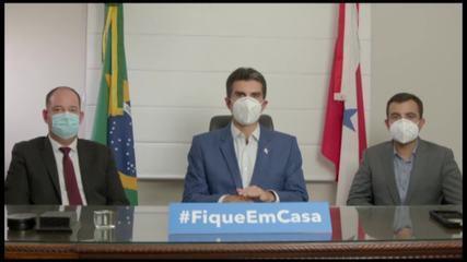 Alberto Beltrame deixa o cargo de secretário de saúde