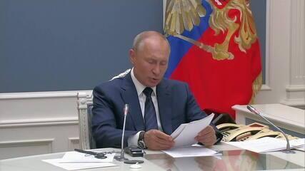 Mudança na Constituição da Rússia pode manter Putin no poder até 2036
