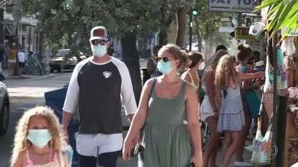 EUA batem recorde na pandemia e registram 50 mil casos em um único dia