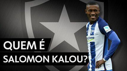 Quem é Salomon Kalou?