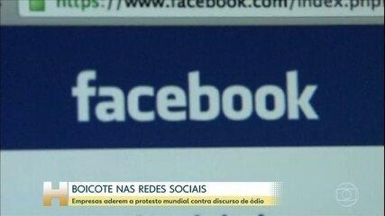 Centenas de anunciantes aderem a boicote ao Facebook e outras redes de Zuckerberg