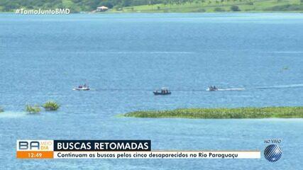 Familiares dos desaparecidos em Cabaceiras do Paraguaçu falam sobre a dor da tragédia
