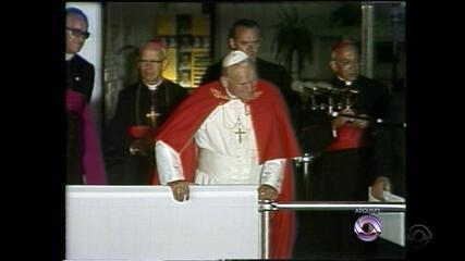 Visita do Papa João Paulo II ao RS completou 40 anos em 2020