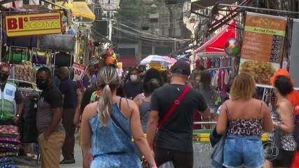 Cidade de São Paulo entra em nova fase de reabertura nesta segunda-feira (6)