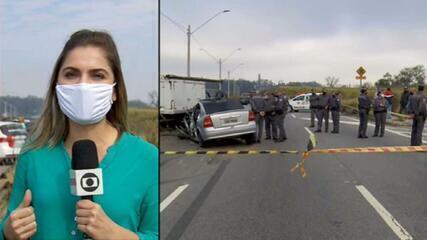 Três pessoas morrem e cinco ficam feridas em grave acidente em Mauá, SP