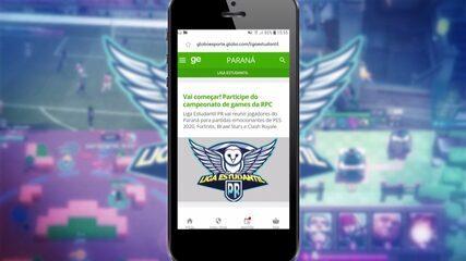 Quer se inscrever na Liga Estudantil Paraná? Veja como é fácil!