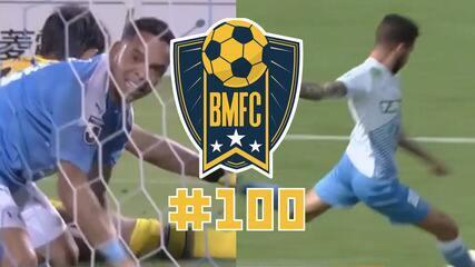 BMFC #100: golaço do meio de campo na Hungria e chance incrível perdida por ex-corintiano
