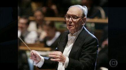 Ennio Morricone morre aos 91 anos