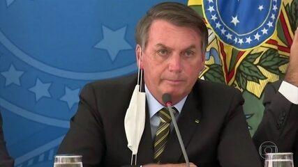 Jair Bolsonaro confirma que contraiu coronavírus e diz: 'Estou muito bem'
