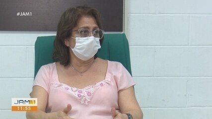FVS comenta sobre a desaceleração da pandemia no Amazonas