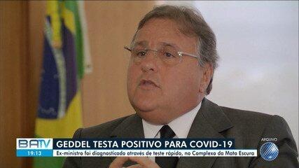 Governador da Bahia avalia plano de reabertura do comércio que será aplicado no interior