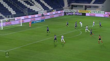 Os gols de Atalanta 2 x 0 Sampdoria pelo Campeonato Italiano