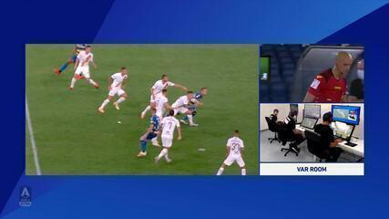 Os gols de Roma 2 x 1 Parma pelo Campeonato Italiano