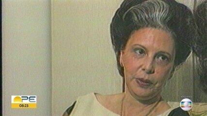 Maria do Carmo Monteiro morre aos 94 anos, no Recife