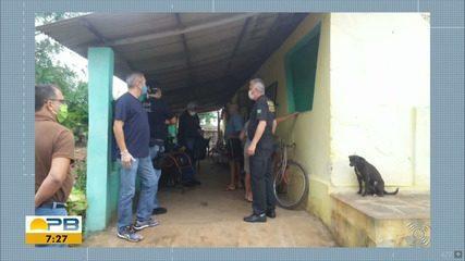 PF investiga emissão de documentos falsos para benefícios previdenciários, na Paraíba