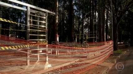 Cidade de São Paulo decide reabrir parques e academias
