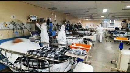 Consórcio de imprensa vai divulgar a média móvel dos casos de coronavírus