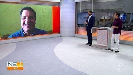 Cabral Neto analisa times pernambucanos antes da volta do Estadual