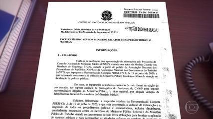 Procuradores pedem suspensão da restrição de atuação em questões ligadas à pandemia