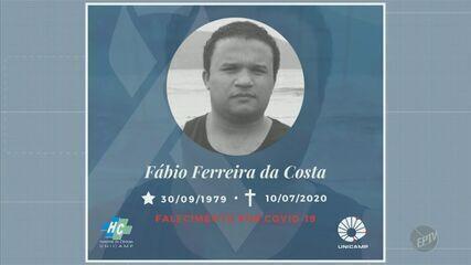 Covid-19: morre segundo funcionário do HC da Unicamp vítima da doença