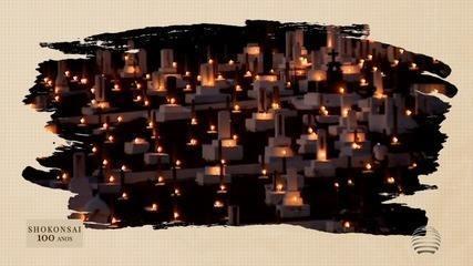 Ritual das velas do Shokonsai envolve histórias e mistérios em Álvares Machado