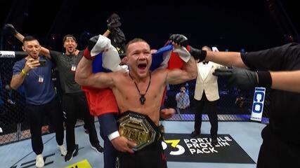 Melhores momentos de Petr Yan x José Aldo no UFC 251