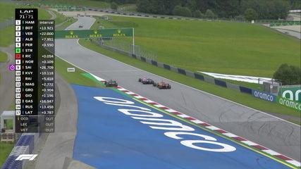 GP da Estíria: Disputa Stroll, Norris e Ricciardo