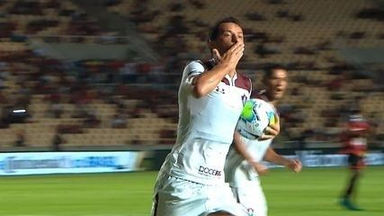 Confira todos os 12 gols de Nenê pelo Fluminense