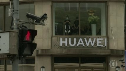 Reino Unido vai banir a chinesa Huawei das redes 5G do país