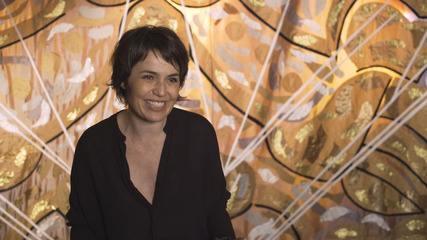 Carolina Kotscho fala sobre o processo de criação de 'Hebe'