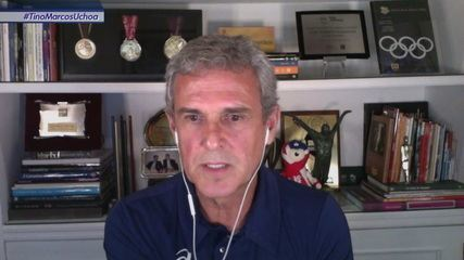 """Zé Roberto Guimarães ressalta o ouro na Olimpíada de Pequim, em 2008: """"Todas chegaram no auge"""""""