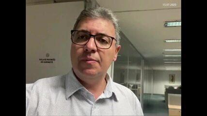 Secretário estadual de Saúde anuncia avanço de cidades da Zona da Mata para onda branca