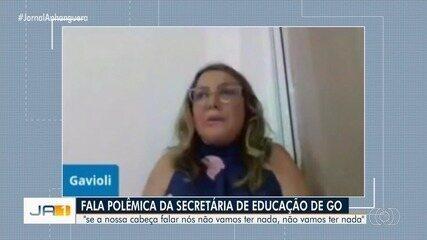 Secretária de Educação repercute na web após fala polêmica sobre coronavírus em live