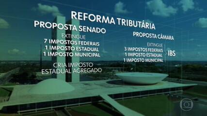 Deputados voltam a tratar da reforma tributária