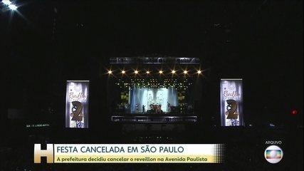 Prefeitura de SP cancela festa de réveillon na Paulista devido à pandemia de Covid-19