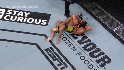 Melhores Momentos de Deiveson Figueiredo x Joseph Benavidez no UFC Figueiredo x Benavidez 2