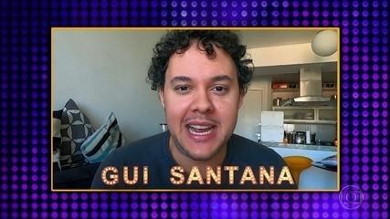 Gui Santana e Mumuzinho relembram participação no Tamanho Família
