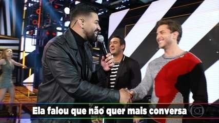 Dilsinho canta 'Péssimo Negócio'