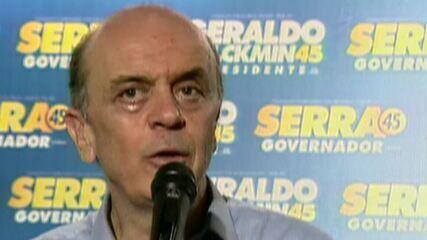 PF faz buscas em imóveis de José Serra em operação contra caixa 2 em campanha de 2014