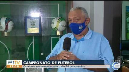 FFP e clubes definem datas para retorno do estadual