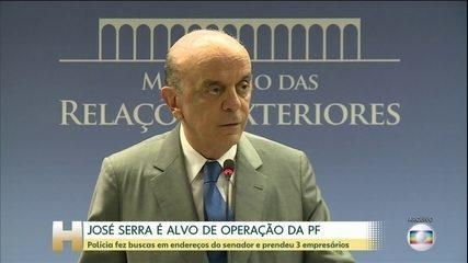 Fundador da Qualicorp é preso em operação da PF que investiga suposto caixa 2 de Serra