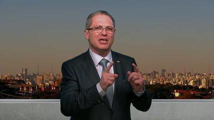 Jean Gorinchteyn dá primeira entrevista exclusiva como secretário de Saúde de São Paulo